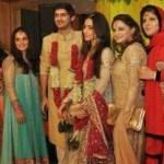 Maryam Nawaz Sharif's Daughter Wedding & Valima Pictures (1)
