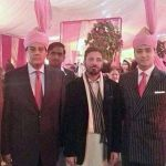 Walima Pictures of Maryam Nawaz Daughter (2)