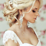 Latest USA Wedding Bridal Hairstyle