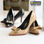 Fancy Borjan Shoes Winter Collection 2016 for Girls