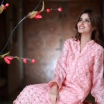 Model & Actress Sajal Ali Photoshoot for Agha Noor (1)
