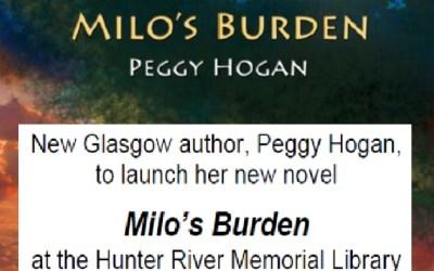 Book Launch – Milo's Burden