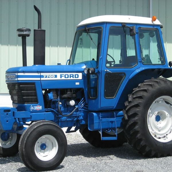2600 Ford Tractor Specifications : Ford