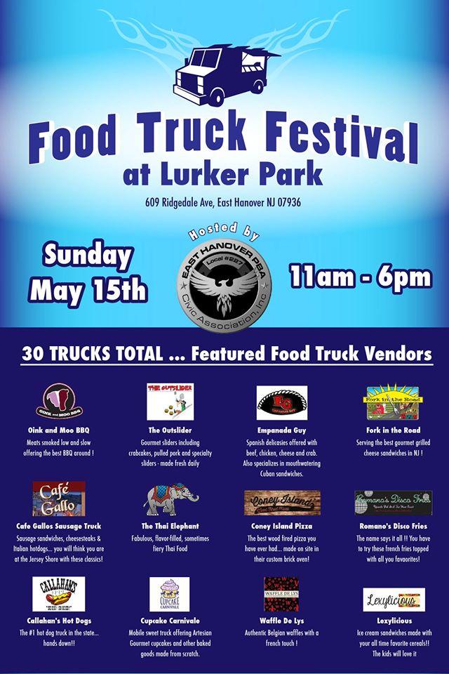 East Hanover Food Truck Festival