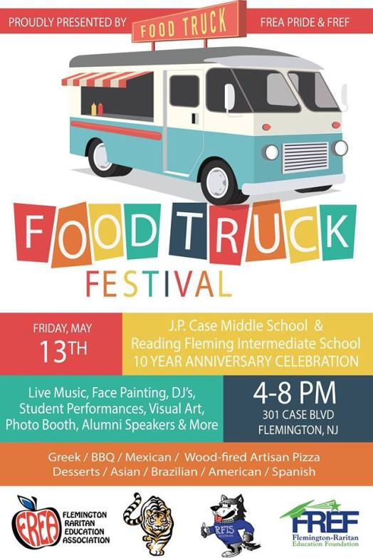 New Jersey Food Truck Events - Food Truck Fest