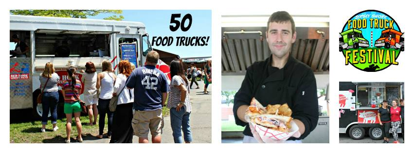 New Jersey Food Truck Events - Jersey Shore Food Truck Fest