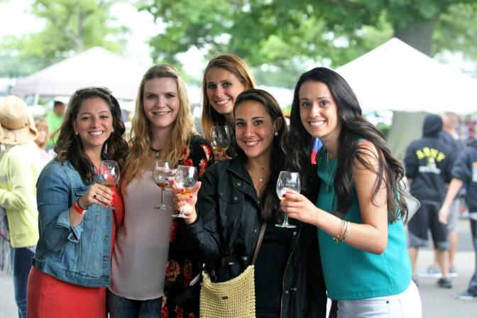 New Jersey Wine Events - Wine and Choc Festival