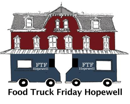 new jersey events - food truck friday