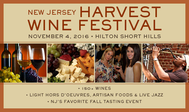 new jersey wine events - ny wine events