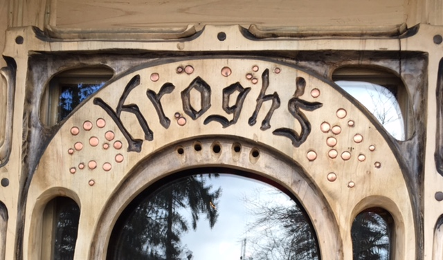 Krogh's - Sign