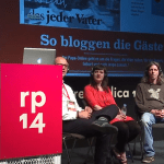 re:publica 2014: Väterblogs, ein Nischendasein (Video)