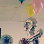 2-Geburtstag-Ballons