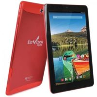 "The Envizen EVT10Q Quad-Core 1.2GHz 16GB 10.1"" IPS Touchscreen 3G Tablet Android 4.4 w/Cams"