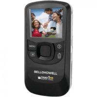The BELL+HOWELL 5.0-Megapixel 1080p Take1HD Digital Video Camcorder with Flip-out USB