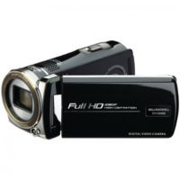 The BELL+HOWELL 16.0-Megapixel Cinema DV12HDZ 1080p Digital Camcorder