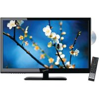 "The Supersonic SC-2412 24"" 1080p AC/DC LED TV/DVD Combination"
