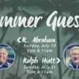 Summer Guests