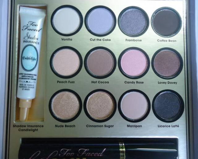 Too Faced, Laura Mercier Haul and Victoria's Secret Gifts