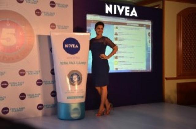 Nivea Total Face Cleanup Launch Event, Photos