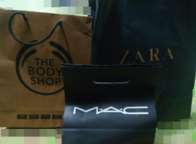 Haul: MAC, Zara, The Body Shop