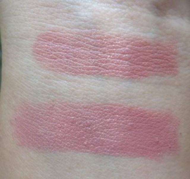 Lakme 9 to 5 Lip Color Peony Goal Review, Swatches