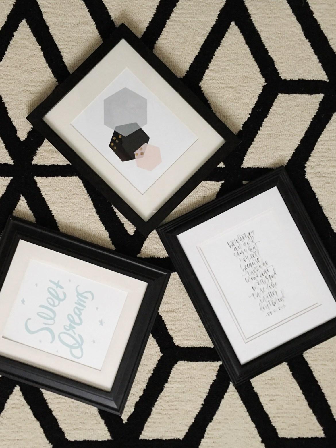 nursery, inspiration, nursery artwork, wall art, printable, nursery printable, wall art printable, DIY