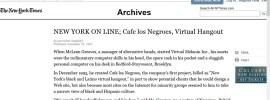 Cafe los Negros