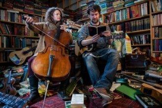 Bookshop Band (credit Owen Benson)
