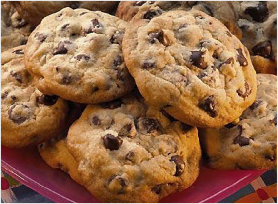 Big Easy Chocolate Chip Cookies
