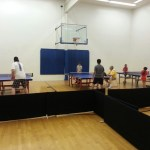 Huntington Beach Table Tennis Tournament