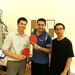 Ping Pong Newport Beach Final last Wednesday