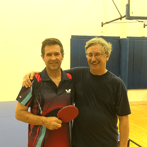 Best Table Tennis Tournament in Newport Beach