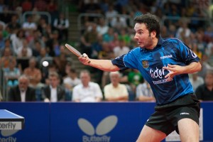 Bojan Tokic - Newport Beach Table Tennis