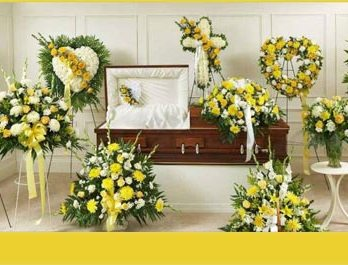 Funeral Package Yellow