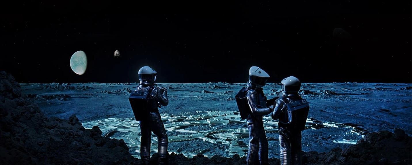 A relação entre 2001: Uma Odisséia no Espaço e a ida do homem à lua