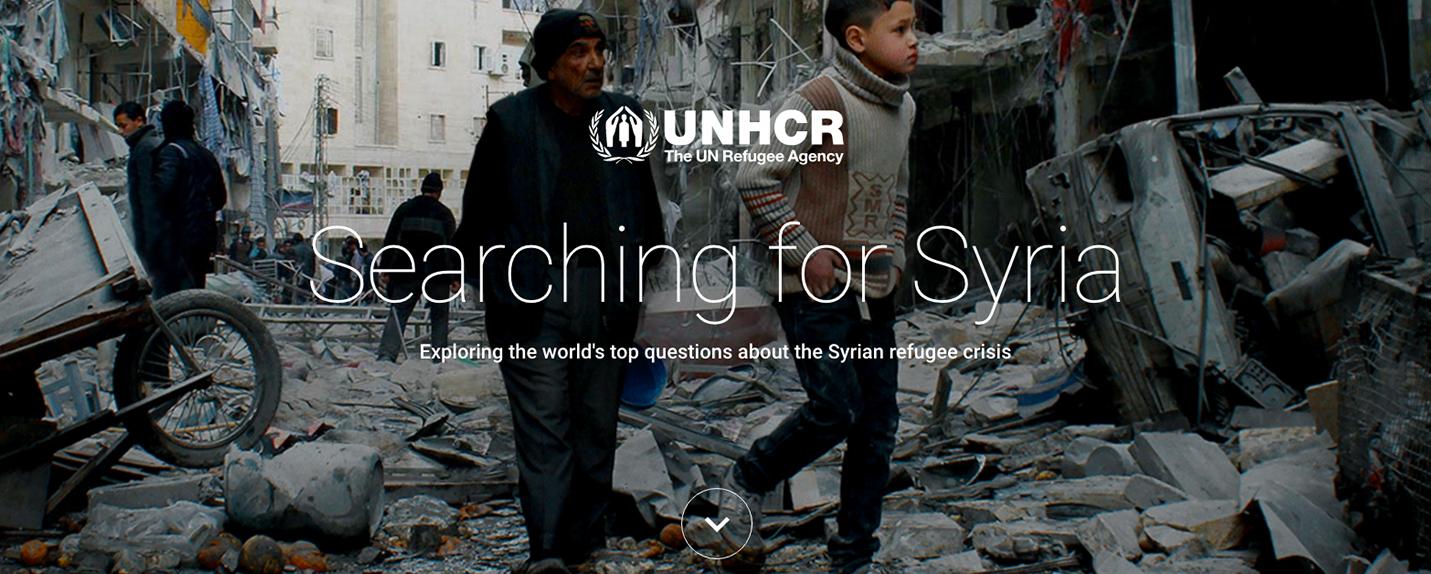 Quer saber tudo que está acontecendo na Síria? Google explica