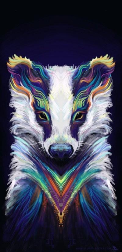 Artist Creates Astonishing Ubuntu Wallpapers for Phones and Tablets
