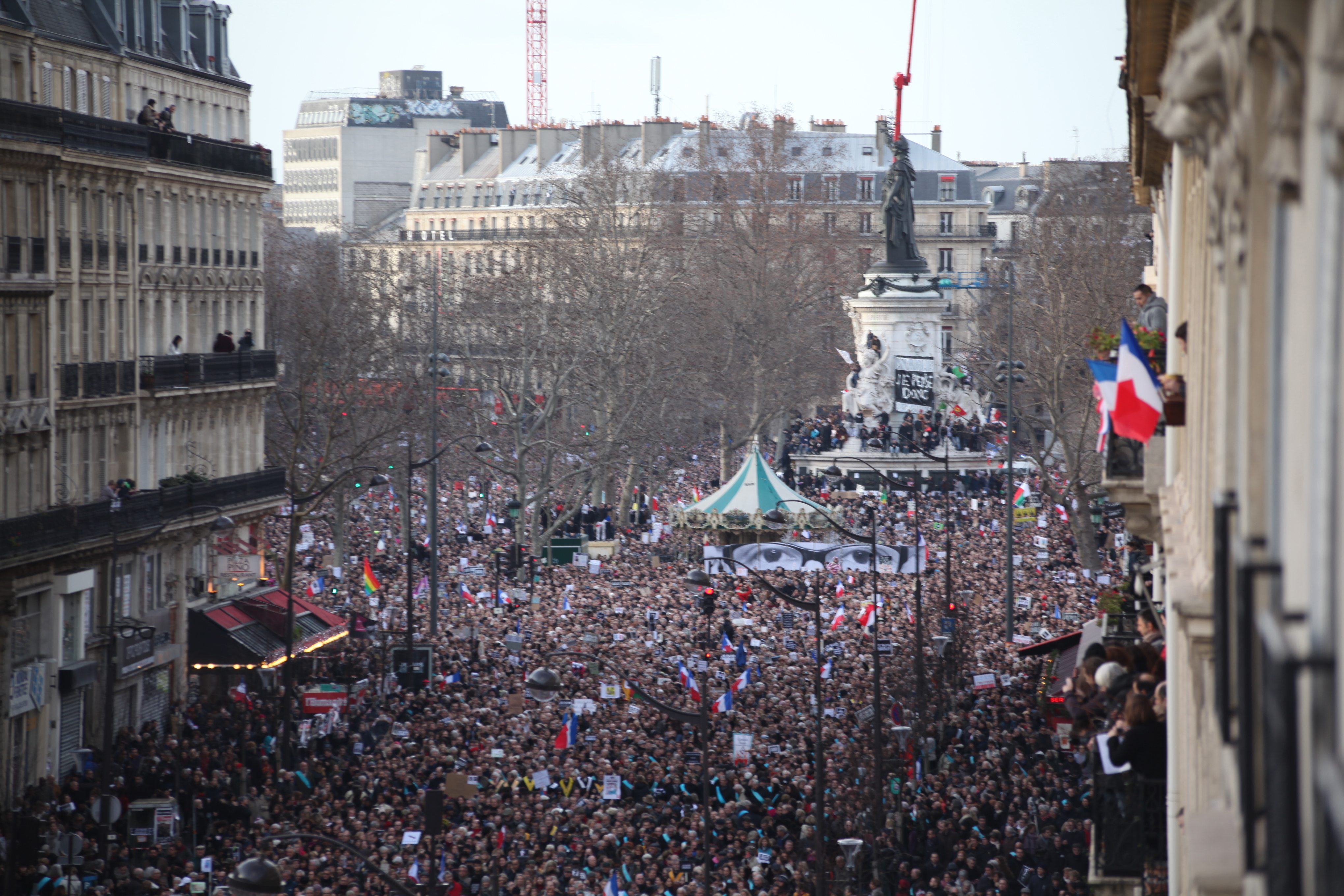 France's Annual Report on Racism Says That France Is Slightly More Tolerant — Despite More ...