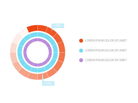 Free Infographic PSD Template