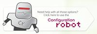 Configuration - robot