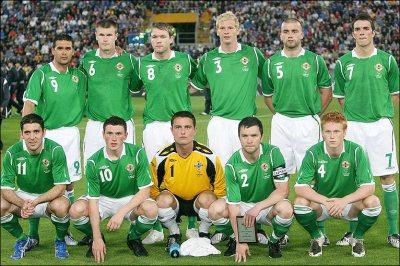 BBC SPORT | Football | Internationals | Photos from Italy v Northern Ireland