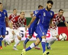 Video: Croatia vs Italia