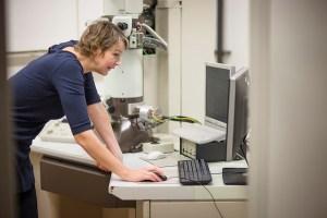 Linda Sandblad, postdoctoral research fellow at the Department of molecular biology, group leader at UCMR, Umeå UniversityN
