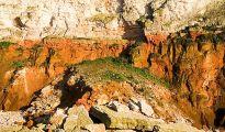 sea erosion