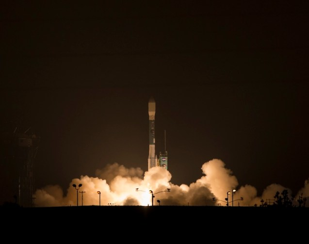 NASA SMAP launch