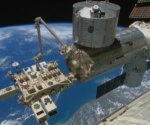 robotic arm iss