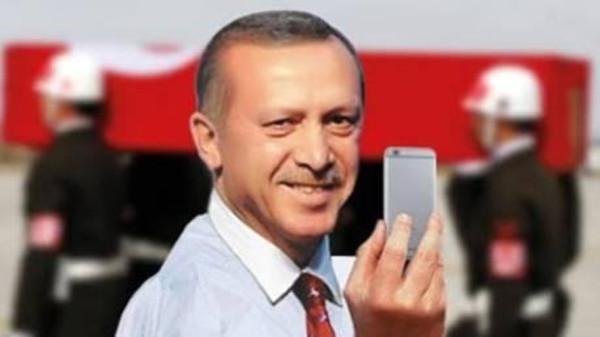 اردوغان صورة ساخرة