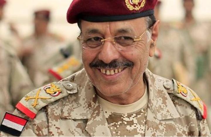 الجنرال علي محسن