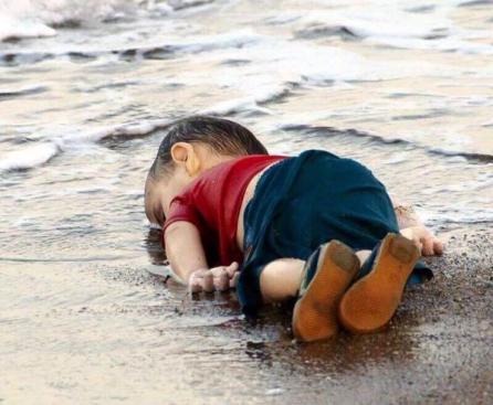 الطفل السوري