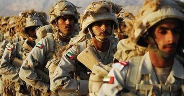 جنود الامارات
